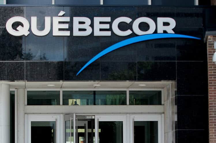 Quebecor Building
