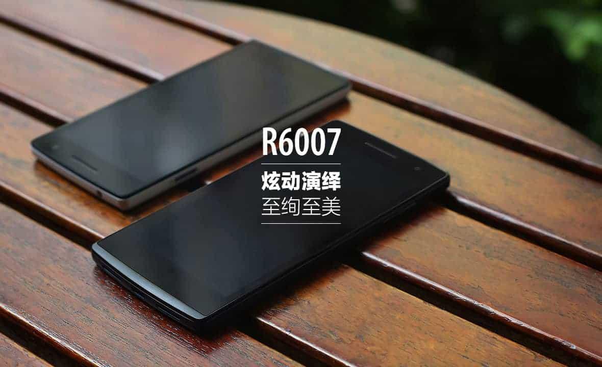Oppo R6007