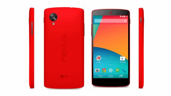 Red Nexus 5 578 80
