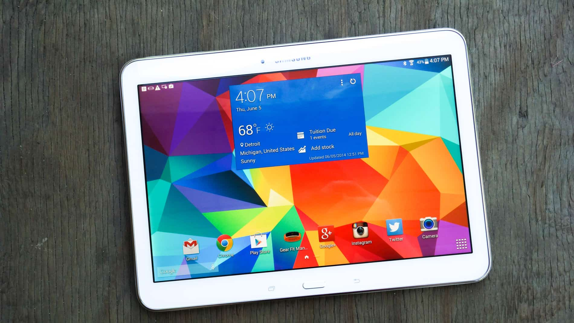 Deal: Save Up To $100 Off Samsung Galaxy Tab 4 Models ...