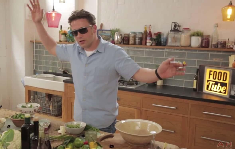 AH Jamie Oliver Google Glass