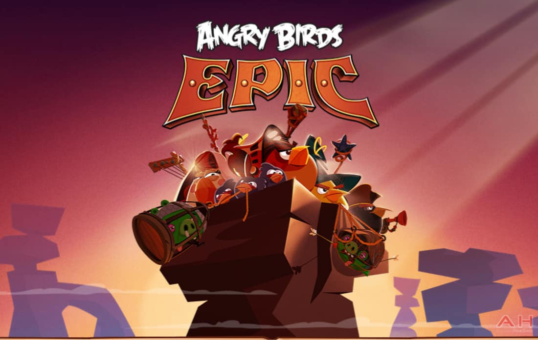 AH Angry Birds Epic