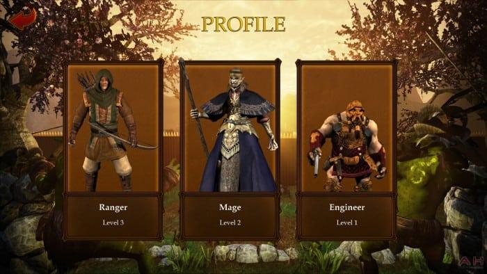 AH Three Defenders