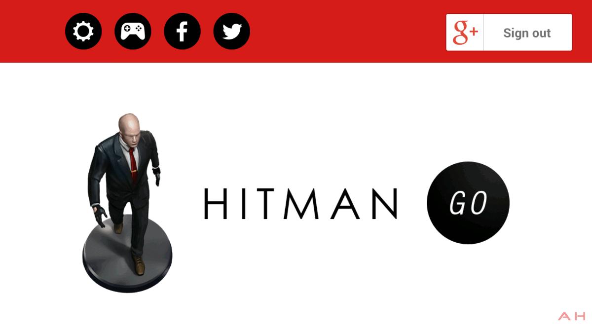 AH Hitman GO