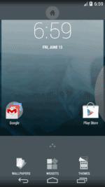 Cyanogenmod 11 Google Now Setup 1