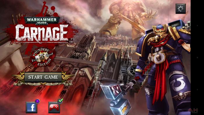 AH Warhammer 40K: Carnage