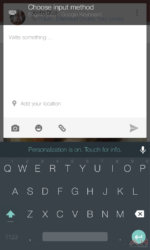 AH Android L Keyboard