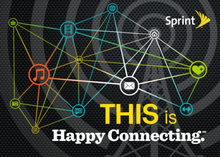 Sprint Event Happy Connecting