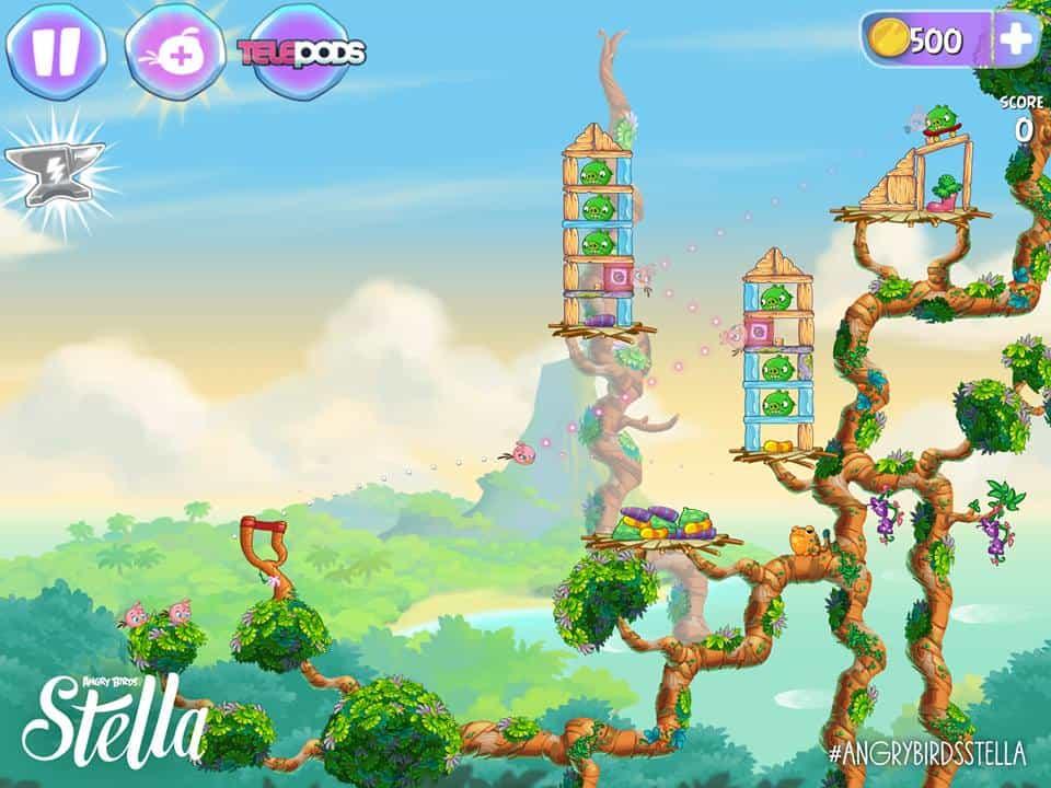 Stella-Gameplay