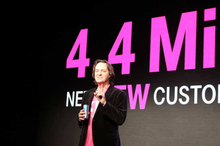 T-Mobile To Roll out 20x20MHz 4G LTE in All major Metro Areas