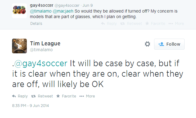 Twitter   timalamo  . gay4soccer It will be case ...