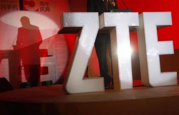 ZTE Signage Reuters