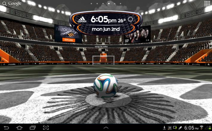 fifa live wallpaper