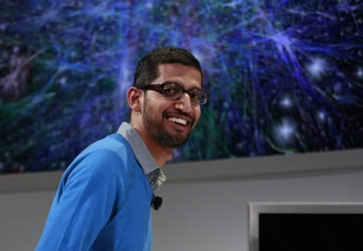 googles sundar pichai joins microsoft ceo race