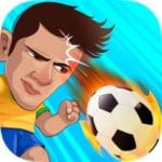 Sponsored Game Review: Head Soccer – Brazil Cup 2014