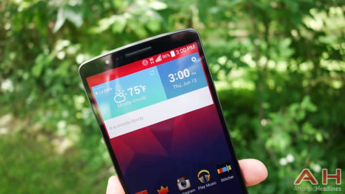 LG's G3 Launches on AT&T for $199.99 on Contract, With 50% off the G Watch