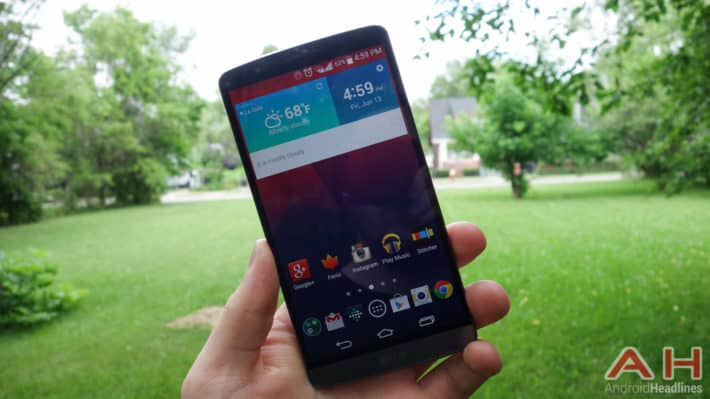 Featured: Top 10 Best Screen Protectors for the LG G3
