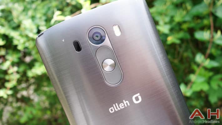 Camera Mod for the LG G3 Brings Higher Bitrate for 4K and 60fps for HD Video
