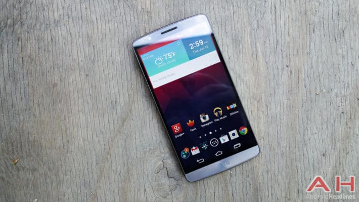 LG G3 Now Available at Verizon Wireless for $99 on Contract