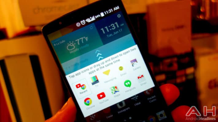 Top 5 Best Features of the LG G3