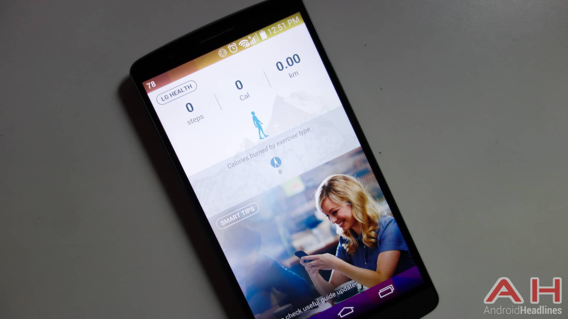 Android How to: Turn Off Smart Bulletin on the LG G3
