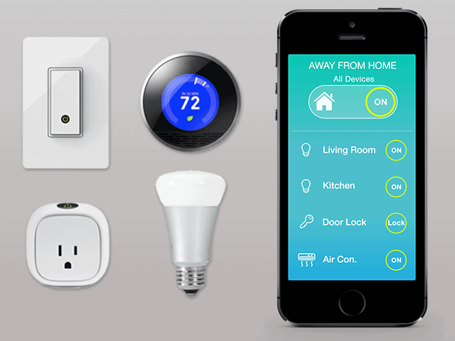 Sentri Example Of How Iot Is Re Inventing Tired Home