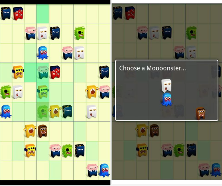 sudoku monsters