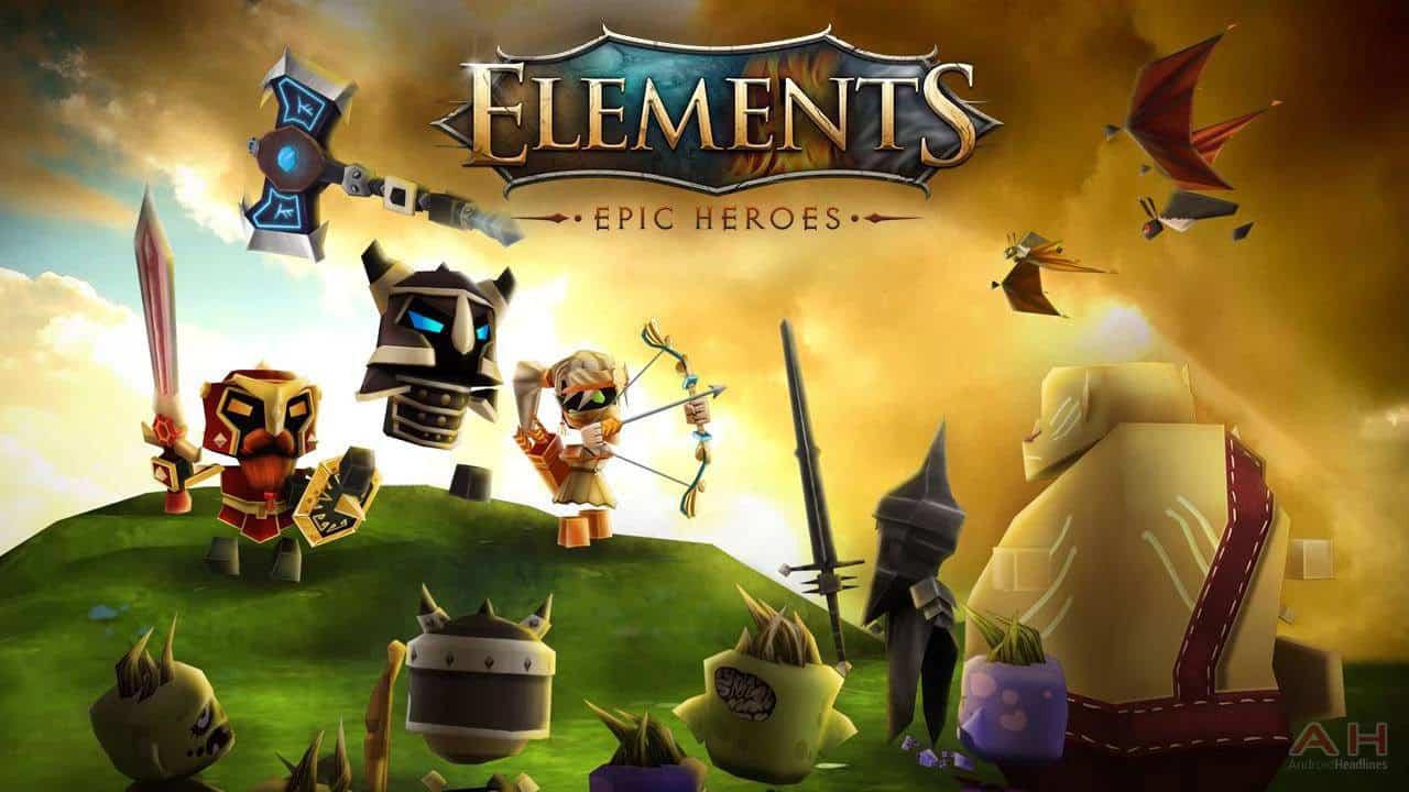 AH Elements: Heroes