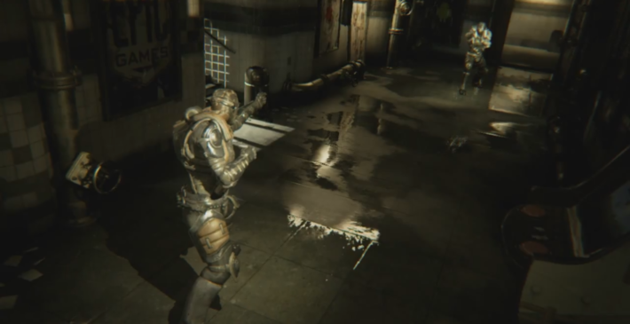 Unreal Engine 4 Rivalry Demo Show Extreme Graphics Capabilities of Tegra K1