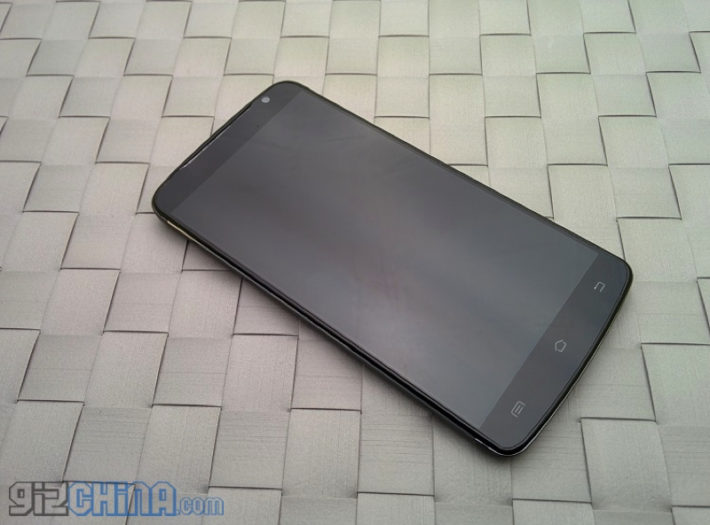 Wico C1 Photos And Specifications Leak, LG G3 Wannabe Is On The Way