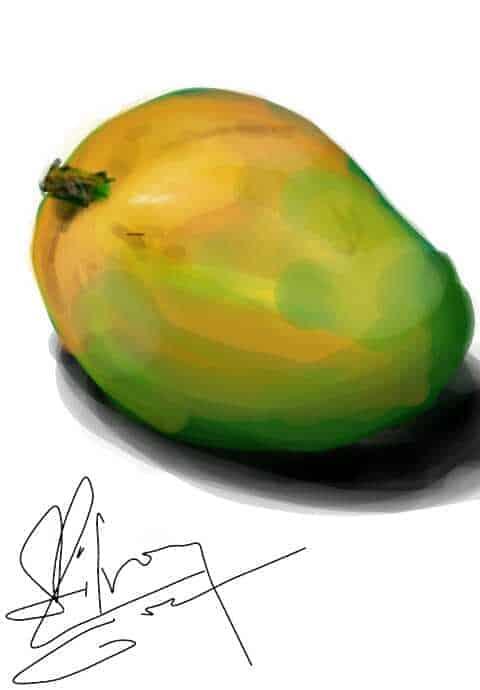 Draw! Mango