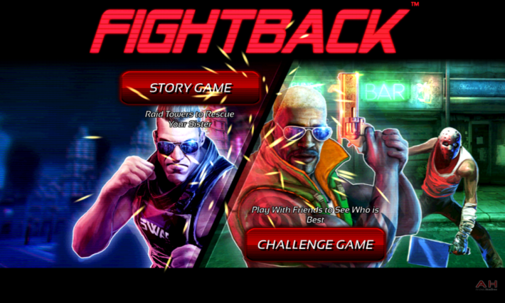 Android Game Of The Week: Fightback