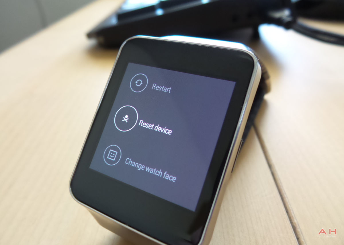 AH Android Wear