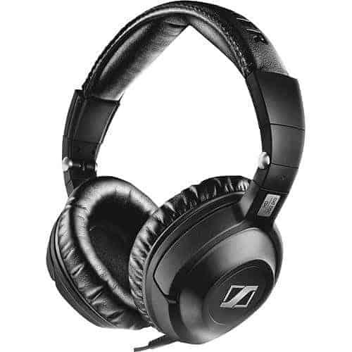 Deal: Sennheiser HD-360 PRO DJ Studio Style Over-Ear Headphones for $42.99