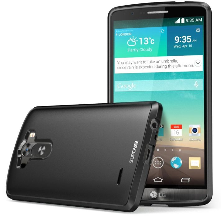 Case of the Day: SUPCASE Unicorn Beetle Premium Hybrid Protective Case for the LG G3
