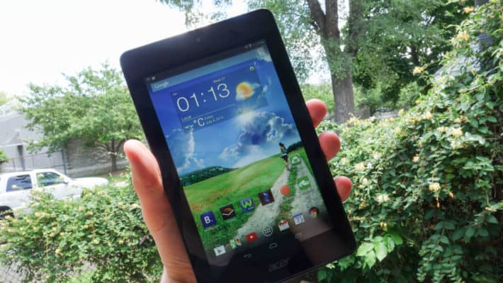 Featured Review: Acer Iconia One 7