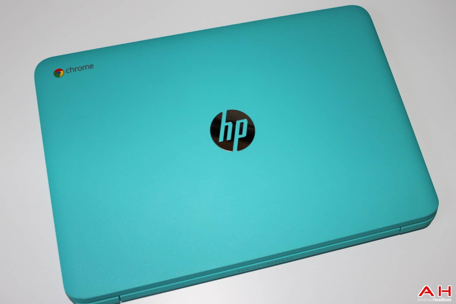 AH HP Chrome Chromebook 14-1