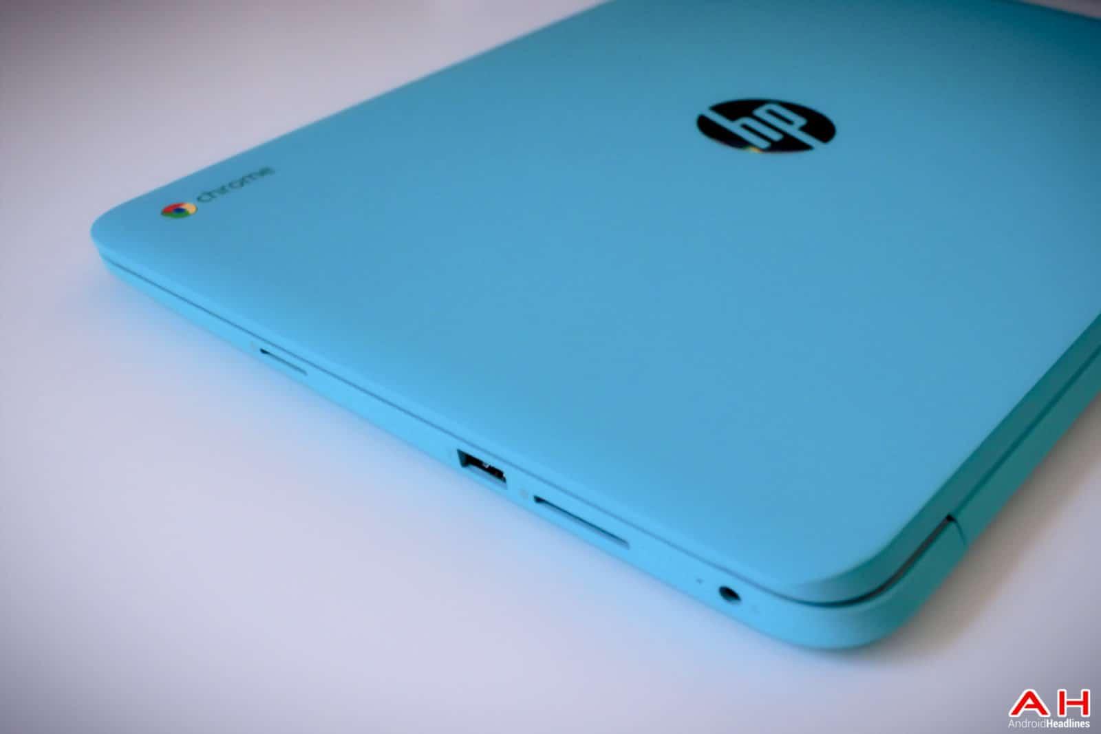 AH HP Chrome Chromebook 14-10