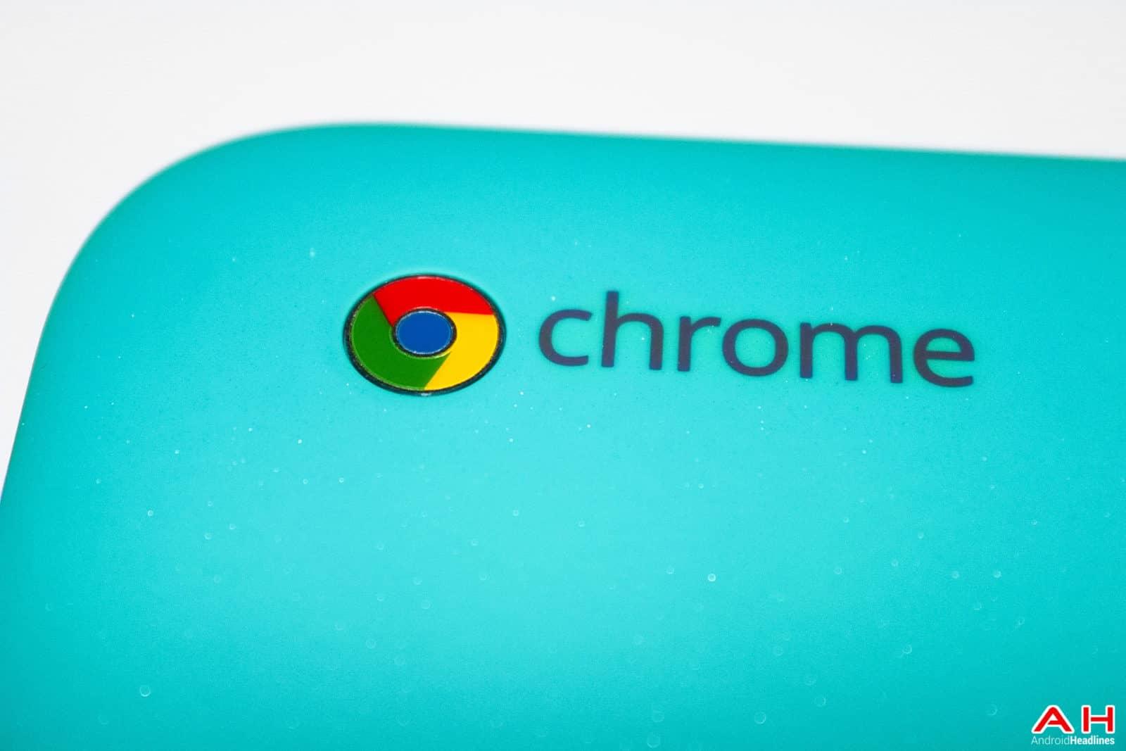 AH HP Chrome Chromebook 14-12