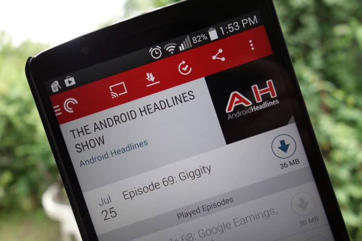 Let The Android Headlines Podcast Make Your Weekend Better
