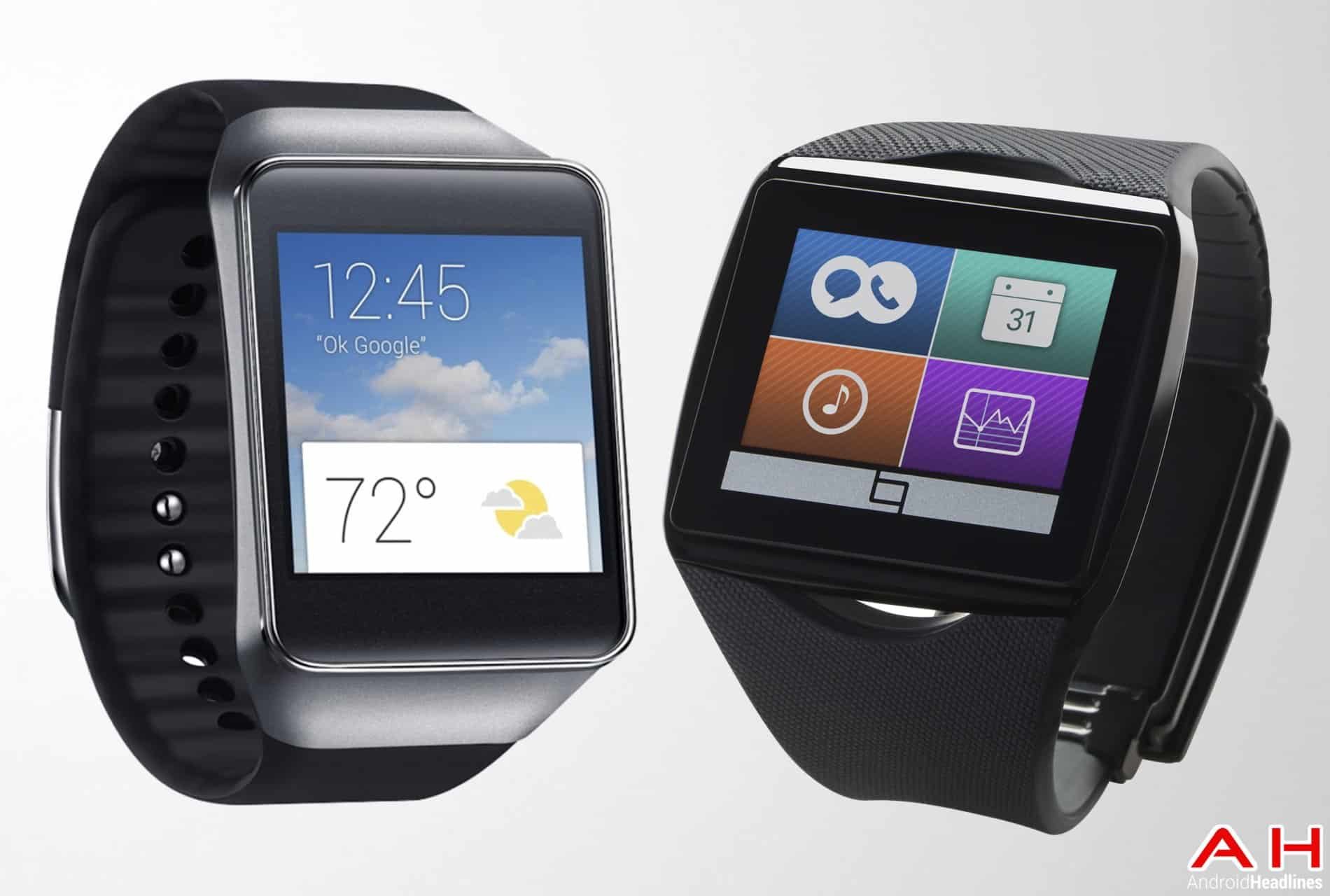 AH Samsung Gear Live vs Qualcomm Toq