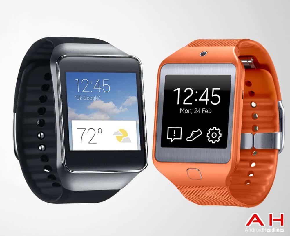 AH Samsung Gear Live vs Samsung Gear 2 Neo