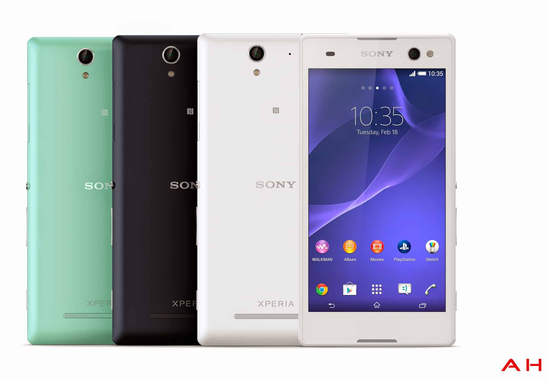 AH Sony Xperia C3-1
