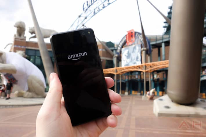 Amazon Fire Phone Sales Aren't Just Disappointing But Near Non-Existent