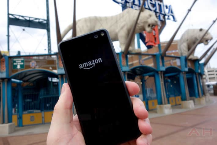 Featured Review: Amazon Fire Phone