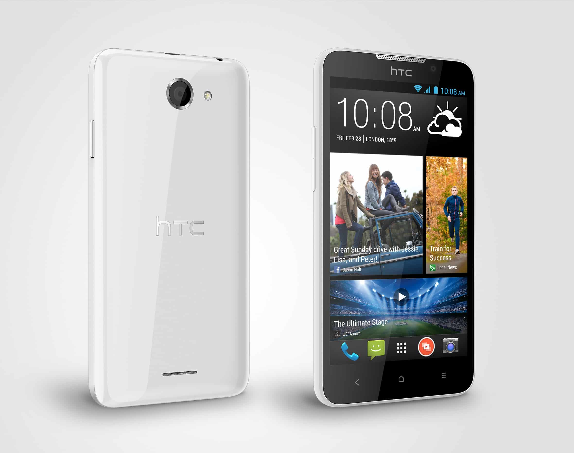 HTC Desire 516 official images 2