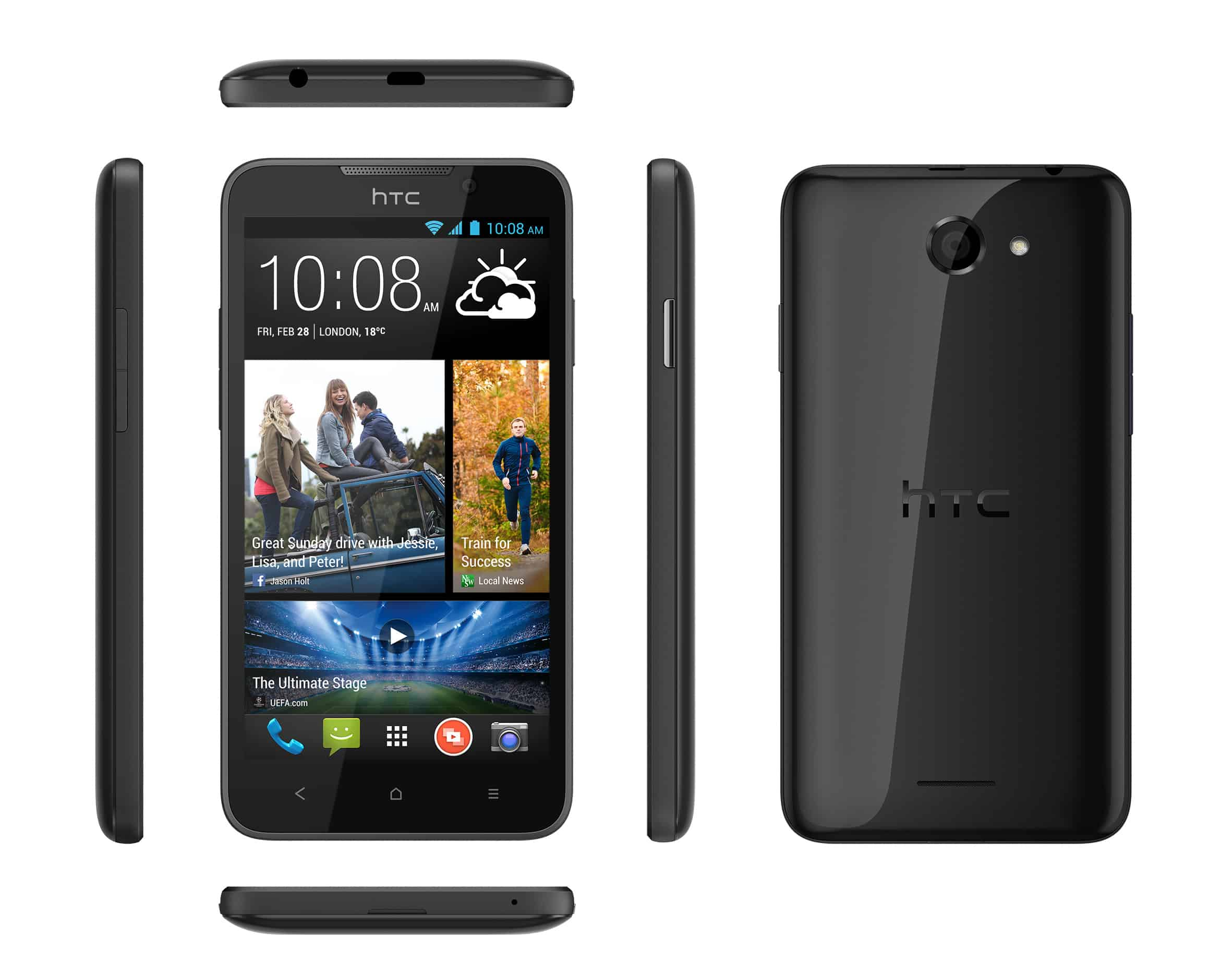 HTC Desire 516 official images 3