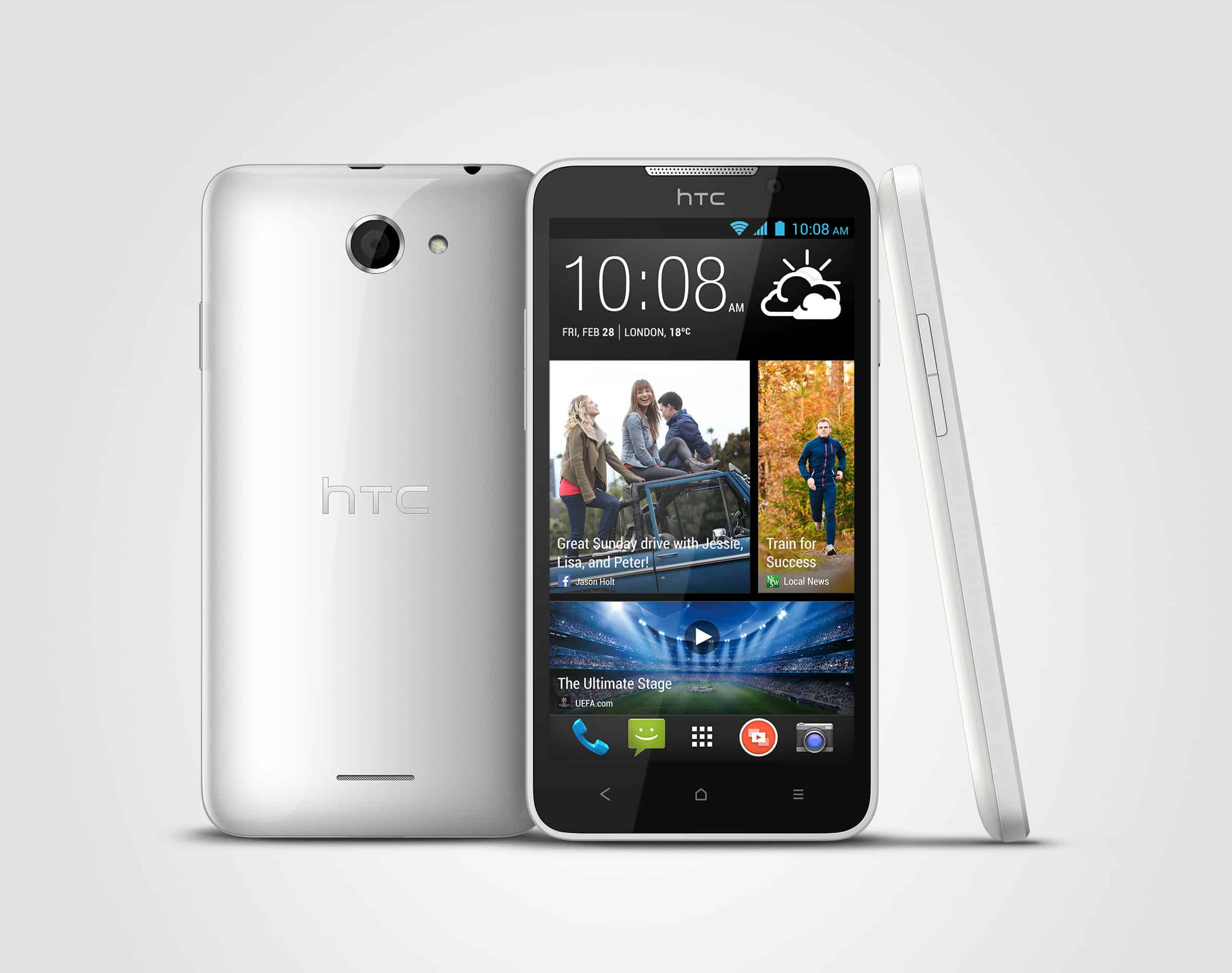 HTC Desire 516 official images