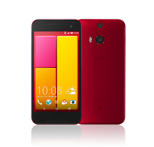 HTC J Butterfly HTL23 ProductDetail Hero V2 Rouge
