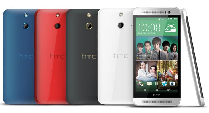 HTC One E8 family blog header